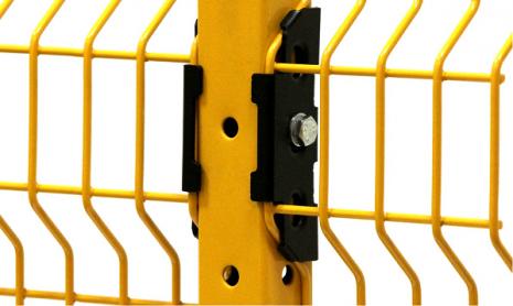 Cerramiento de seguridad sistema Techno en 4 mm