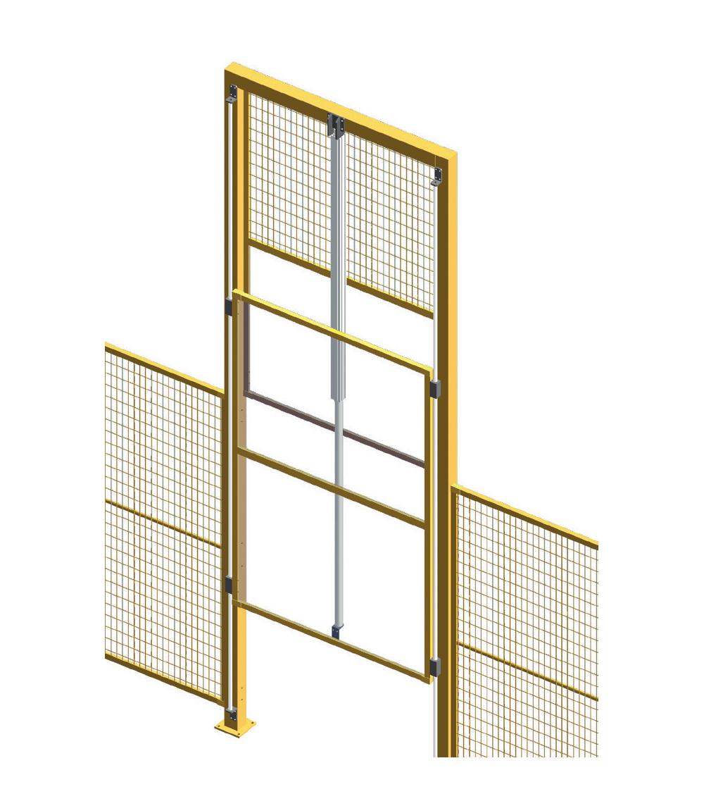 Puertas para cerramientos de seguridad kayma sistemas s l - Sistema para puertas correderas ...