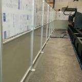 panel chapa interior