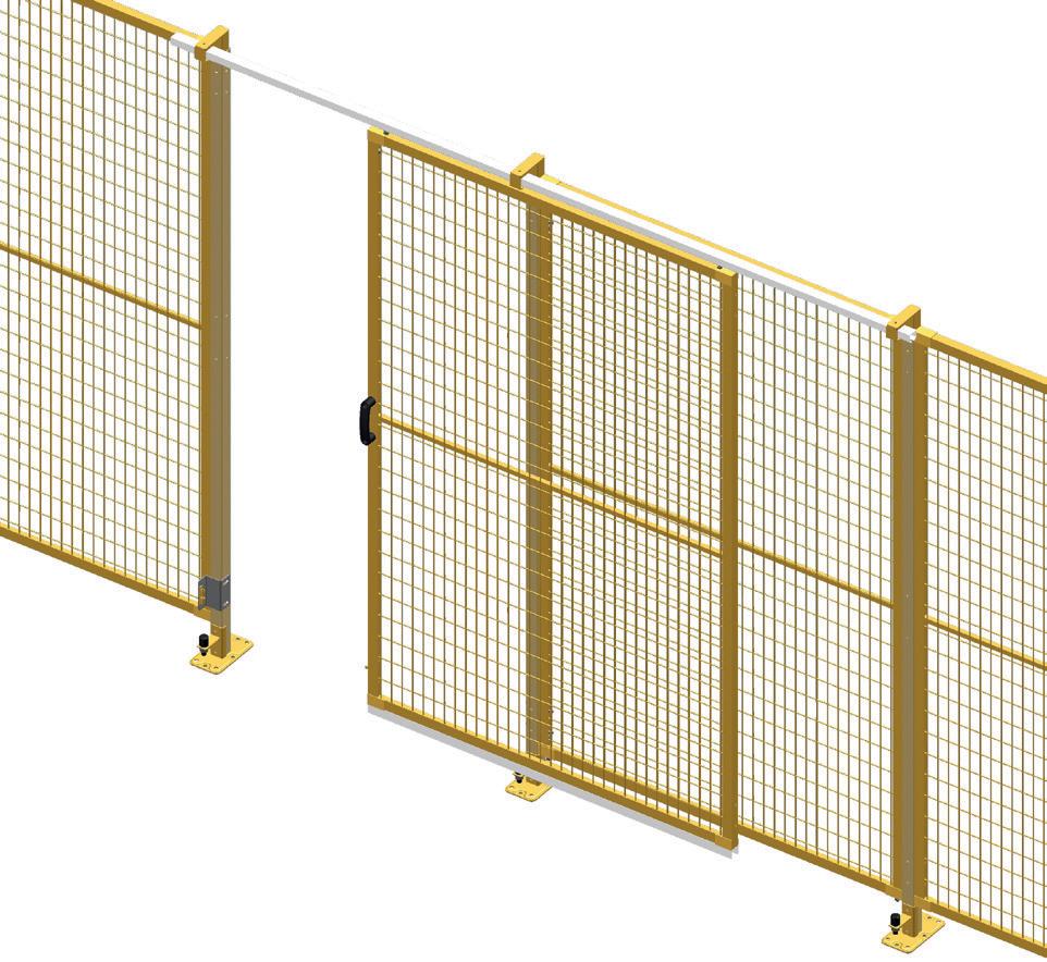 Puertas para cerramientos de seguridad kayma sistemas s l - Puertas para cerramientos ...